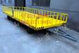定做16米重型平板拖车生产厂家价格