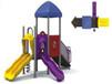 喜尔康供应儿童组合滑梯