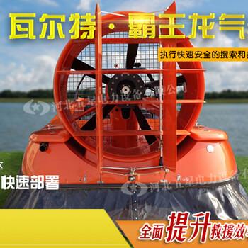 """河北五星水陆两栖气垫船""""特种兵"""""""