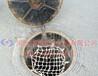 保定防护网可根据不同井口形状定制,做到量井制网防坠网