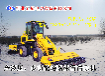 四川WX2018型全液压多功能道路破冰除雪机清除压实雪及纯冰路面效果极佳