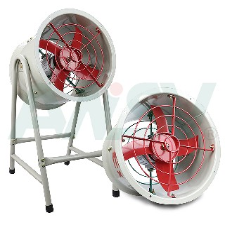 看安信防爆厂家的高性价比CBF防爆轴流通风机隔爆型排风扇有何亮点图片5