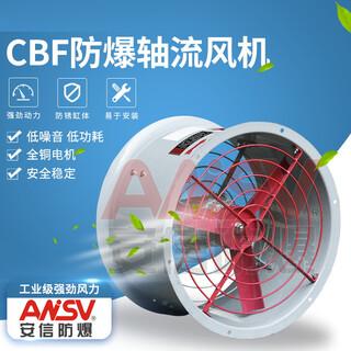 看安信防爆厂家的高性价比CBF防爆轴流通风机隔爆型排风扇有何亮点图片1