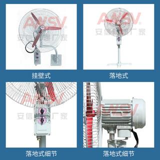 看安信防爆厂家的高性价比CBF防爆轴流通风机隔爆型排风扇有何亮点图片4