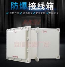 ANSV安信防爆接線箱BJX防爆控制箱,BJX51防爆箱防腐防水接線箱防爆配電箱圖片