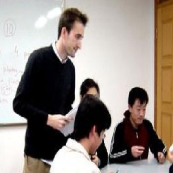 江苏外教口语培训精英班南京英语培训随报随学