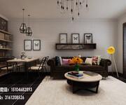 哈尔滨装修公司万达华园59平两居室装修设计图片