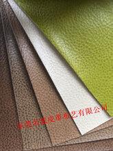 名派PVC软装面料沙发革装饰革图片
