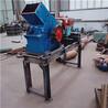 河南矿山机械设备PC400300锤式破碎机时产3吨左右锤式打砂机现货移动式破碎机