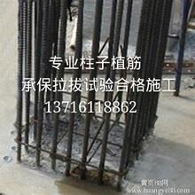 正定县专业建筑植筋加固混凝土植筋加固公司