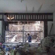 京深路专业别墅改造地下室挖建室内搭建阁楼门洞切割加固