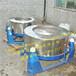 云浮纺织品脱水机食品甩干脱水机不锈钢离心脱水机低价促销纺织品脱水机