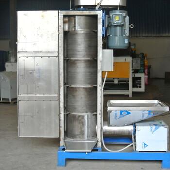 贵州立式塑料/破塑料片材脱水机原厂供应全国热销中
