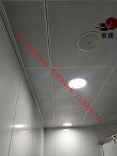体育馆铝幕墙吸声板-穿孔铝幕墙隔音板厂图片