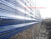 鍍鋅板防風抑塵網沖孔防護網廠煤礦圍擋網