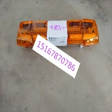 供应警示灯yp-1900型长排警示灯超薄led爆闪灯