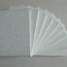 厂家出售玻镁板环保板材新型环保材料防火阻燃韧度强密度高图片