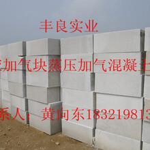 上海加气块蒸压加气混凝土砌块图片