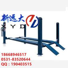 四柱举升机QJY3.5A举升重量3.5T举升高度1750时间60S总高2000m总宽330奥强汽保图片