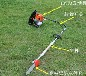 專業生產樹枝切割機3米汽油高枝切割鋸