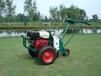 高效率山東日照手推式起草皮機河南新鄉草坪草皮移植機