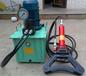 桩基钢筋桩头弯曲机福建分体式液压钢筋弯曲机