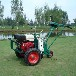 厂家起草皮机300铲草坪机草皮起草移植机切草皮机