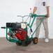 起草皮機420一分為二雙刀鏟草坪機手推汽油起草坪機