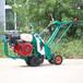 草坪起草機馬尼拉草皮移植機手推起草皮機
