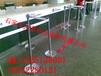筒式不锈钢围栏价格/双面涂色三角旗围栏/优质安全围栏