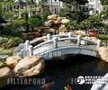 阳泉富邦景观水净化自动排污