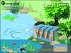 滁州富邦鱼池清洗丰富的细菌群落
