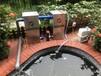 邯鄲魚池自制過濾器卡利凈魚池過濾器