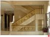 武汉别墅铜艺楼梯哪里好《三十年专业做楼梯》铜艺栏杆/铜艺屏风/铜艺扶手