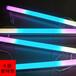 重庆灵创LED数码管让大源广场夜景多姿多采