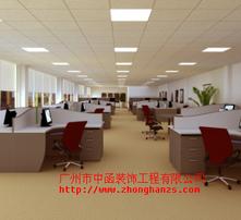 广州办公室装修,广州写字楼装修,广州店铺装修,广州厂房装修图片