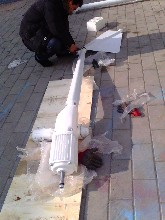 牡丹江批發價格風力發電機小型1千瓦小型風光互補發電圖片