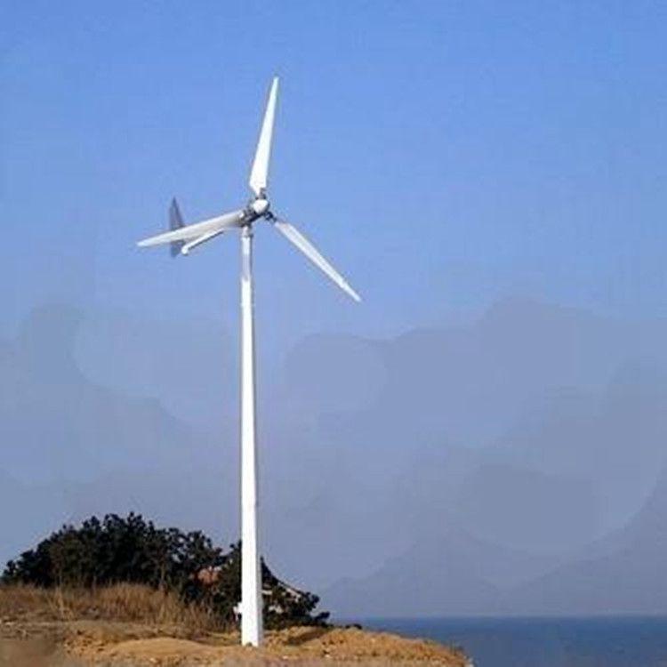 林芝厂家直销全铜线绕组3千瓦低速运行风力发电机