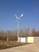 棗莊無噪音永磁風力發電機5千瓦景觀風力發電機