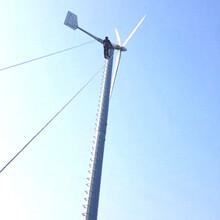 中山市低速风力发电机10kw山顶安装风力发电机促销优惠图片