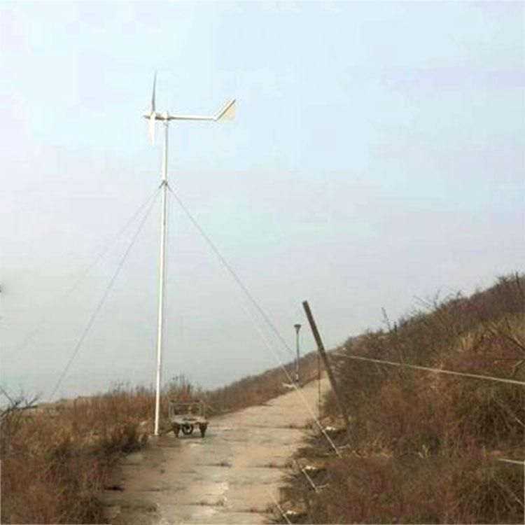同安优质产品风力发电机220v500瓦家用风力发电机