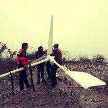姜堰风光互补发电机500瓦启动风速低48v风力发电机图片