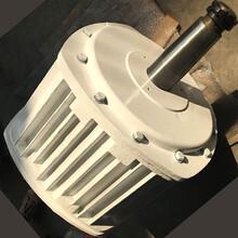 海州小型發電機5000瓦晟成定做直驅式發電機圖片