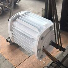 深州市同步永磁发电机5000瓦配套齐全直驱式发电机图片