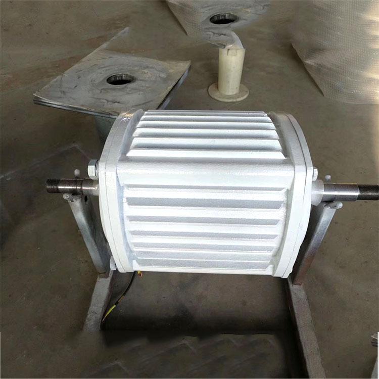 古縣售后保證風力發電機專用5000w380v永磁發電機
