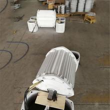 交口縣380v永磁發電機5000瓦配套齊全直驅式發電機圖片