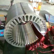 武功縣轉速定做發電機家用30kw低速風力發電機圖片