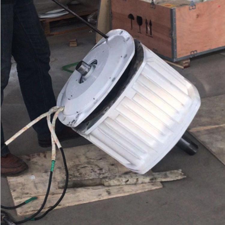敦化市 小型永磁發電機50千瓦獨立供電系統380v永磁發電機