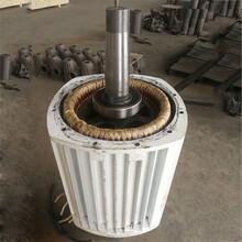 宁海县低速发电机50千瓦定制产品220v发电机图片