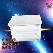 仪征市小型永磁发电机50千瓦静音发电发电机永磁交流图片